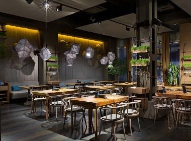 【east餐厅】—成都餐厅装修/成都餐厅设计