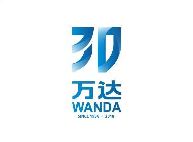 万达WANDA周年及VI品牌形象设计