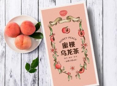 水果茶 蜜桃乌龙茶 女性茶 花茶