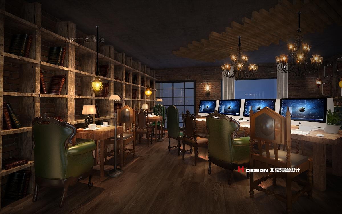 江苏盐城咖啡厅设计