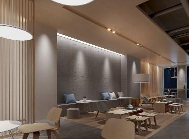 【欢乐时光餐厅】—成都餐厅装修/成都餐厅设计