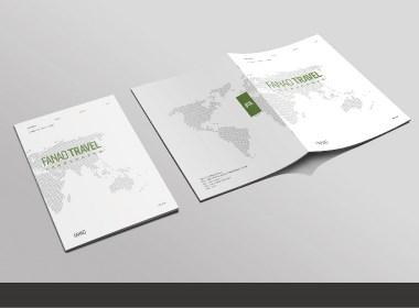 园林公司项目画册