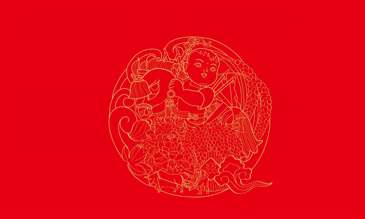 滿欣小米——徐桂亮品牌設計
