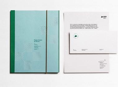 RFP农林业VIS设计,品牌视觉设计欣赏