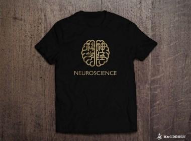 医疗科研品牌Logo设计-神经科学