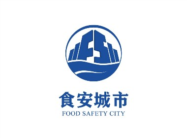食安城市品牌形象标志设计