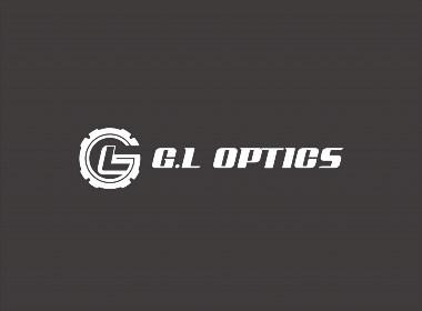 GL OPICTCS镜头改造品牌形象标志设计