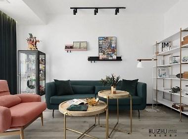 森·呼吸-现代风格住宅--欧模网设计圈