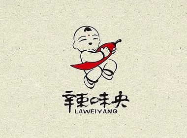 辣椒品牌标志设计