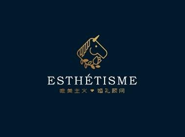 esthétisme婚禮顧問品牌視覺設計