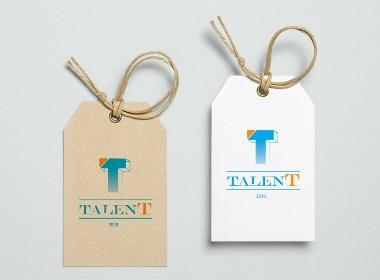 talent标志设计