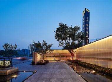 臻品空间设计(深圳):万向·湖畔晓风