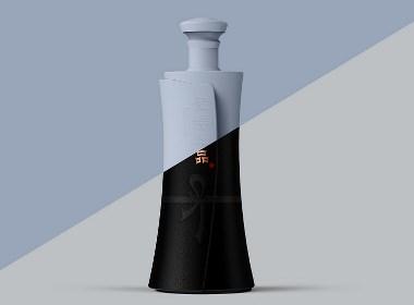 圣博匠品白酒包装设计