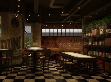 【80后饭庄】—成都餐厅装修/成都餐厅设计
