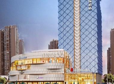 """城市综合体设计赏析:景龙国际城""""蛟龙出水""""设计理念如何落地"""