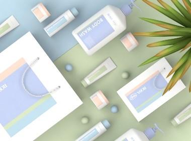 ROSA 品牌系列包装设计