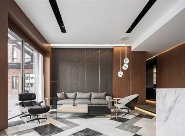 7KK DESIGN办公室展厅设计