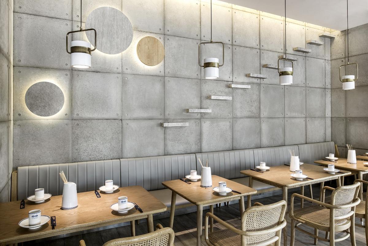 餐厅设计·卅卅红油串串欢乐海岸店