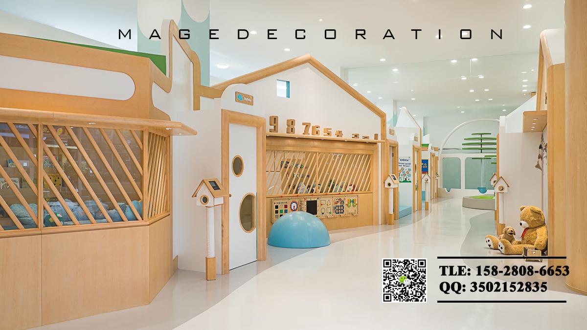 成都幼儿园空间设计需求|成都幼儿园装修公司