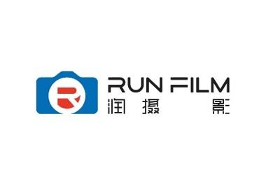 润摄影logo设计