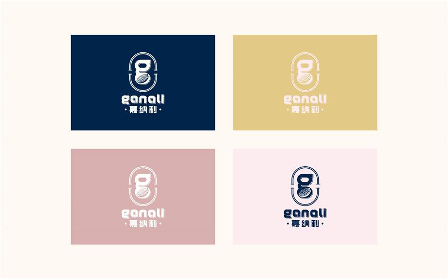 嘉纳利 Ganali品牌形象设计