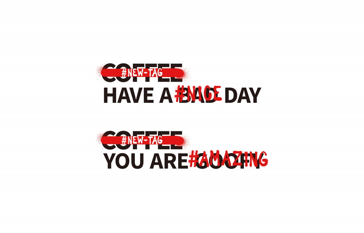 MOOMAD魔美设计 #NEW-TAG COFFEE·咖啡品牌视觉设计