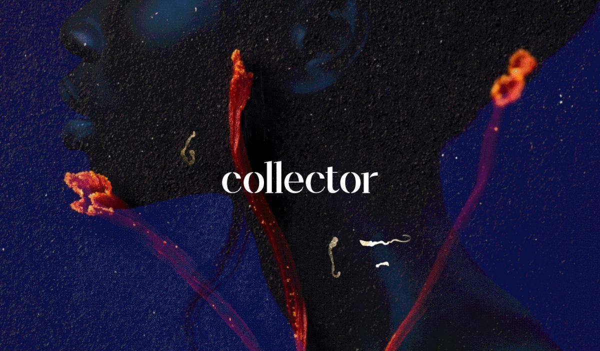Collector 天然化妆品包装设计