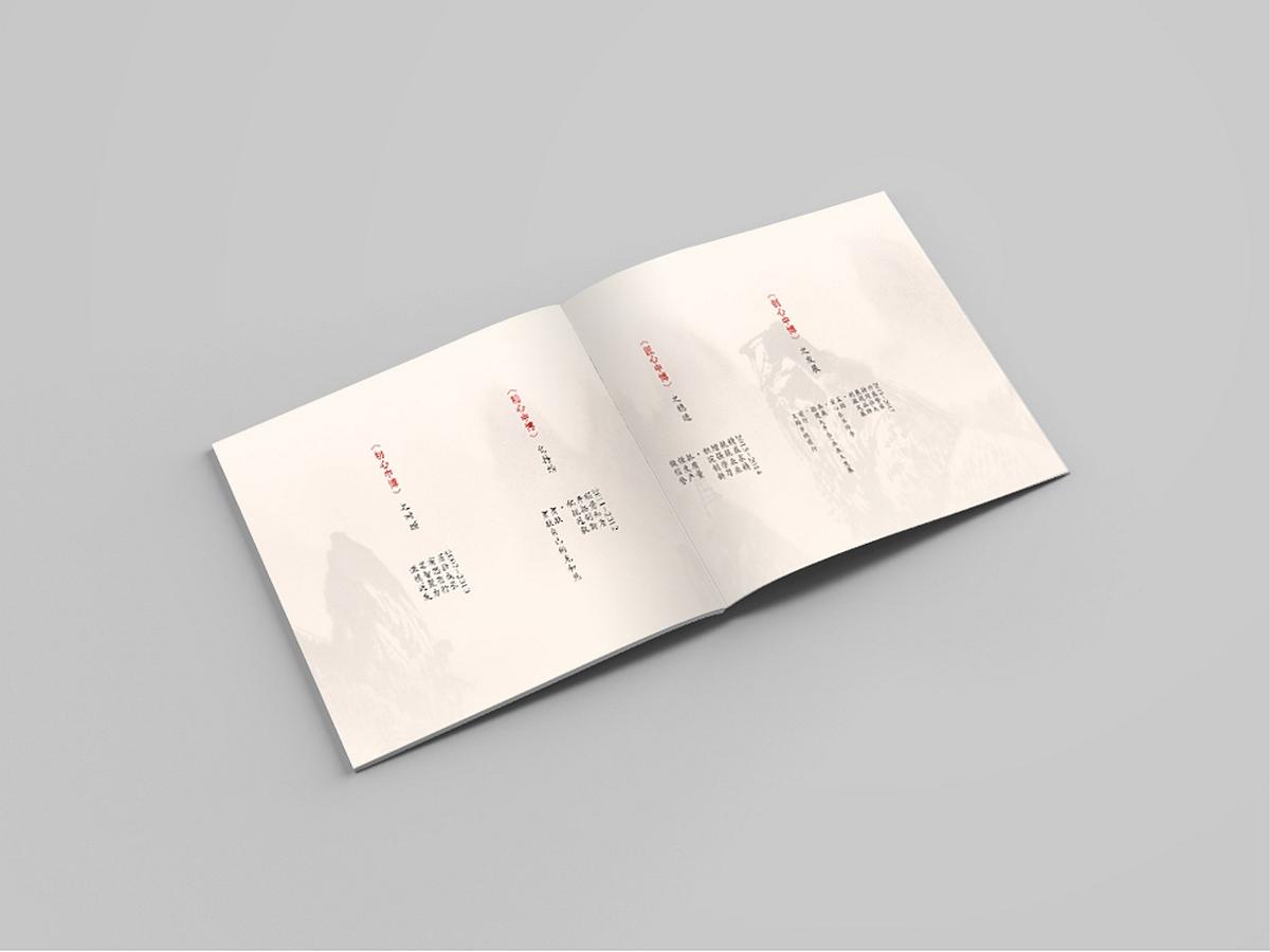 中国风画册(部分)