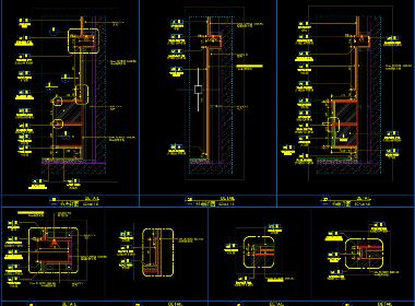 样板间深化设计案例—图纸美观、精细、通俗易懂是基础,逻辑性、细节收口为核心!