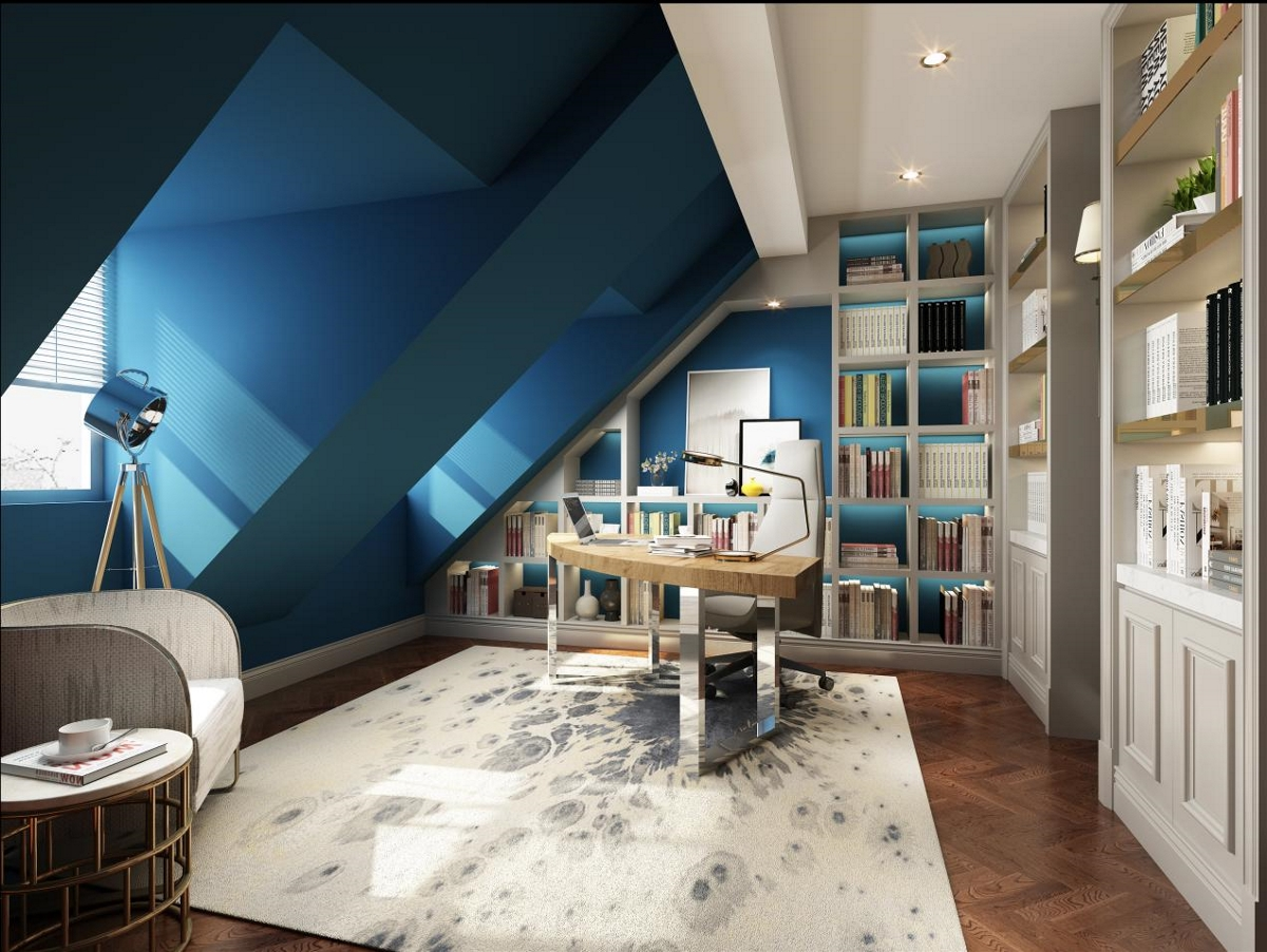 英庭名墅别墅项目装修欧式古典风格设计!