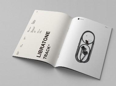 TRACK+耳機海報設計