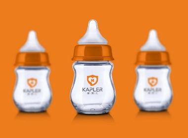 康喂儿品牌logo设计
