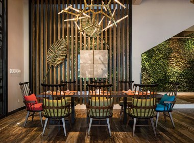 【树餐厅】—成都餐厅装修/成都餐厅设计