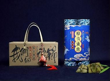 观想堂2018端午节文创礼品:粽情重意