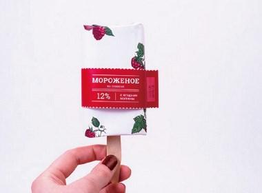 晨狮设计观点  丨  冰淇淋包装设计欣赏
