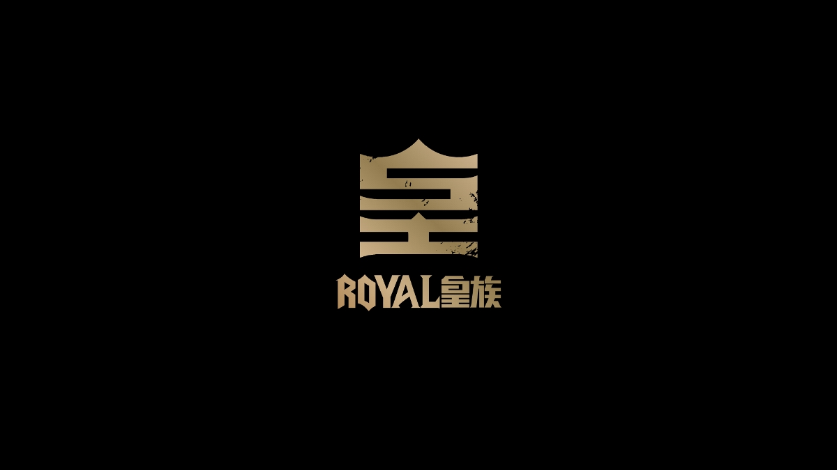 RNG皇族电竞俱乐部形象设计