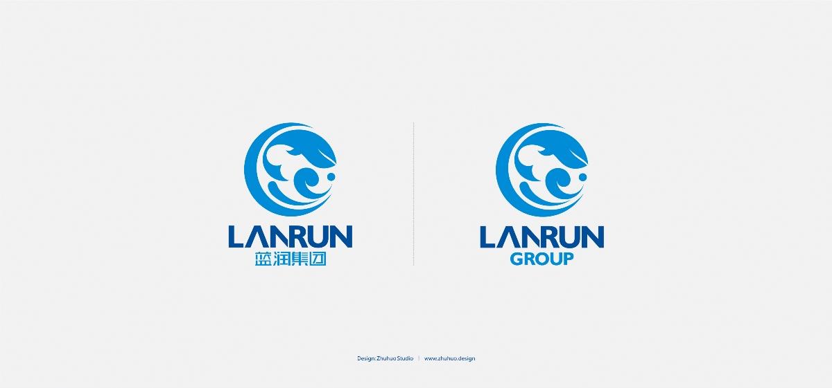 LUNRUN海产品牌LOGO设计
