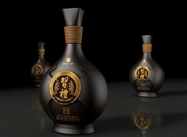 一品天创意 设计 高端习酒品牌 习礼酒包装设计