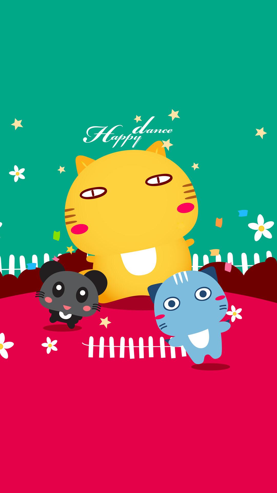 哈咪猫和好朋友