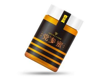 间谍妖精 蜂蜜包装设计