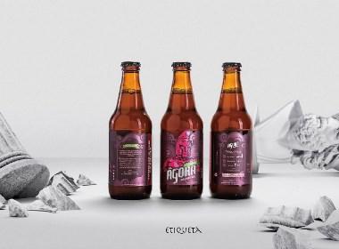 晨狮设计观点  丨  希腊神话所创造出的啤酒包装设计