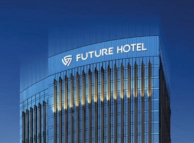 勤略案例 | 郑州未来大酒店品牌设计
