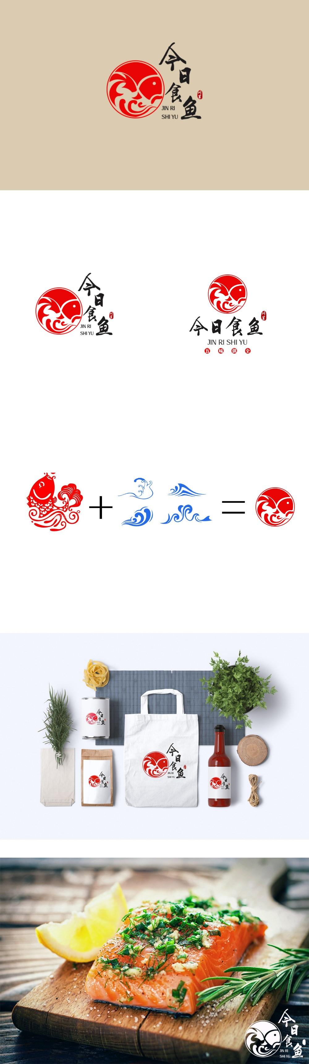 餐饮业 logo设计