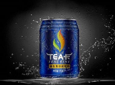 TEA卡 维生素饮料包装设计