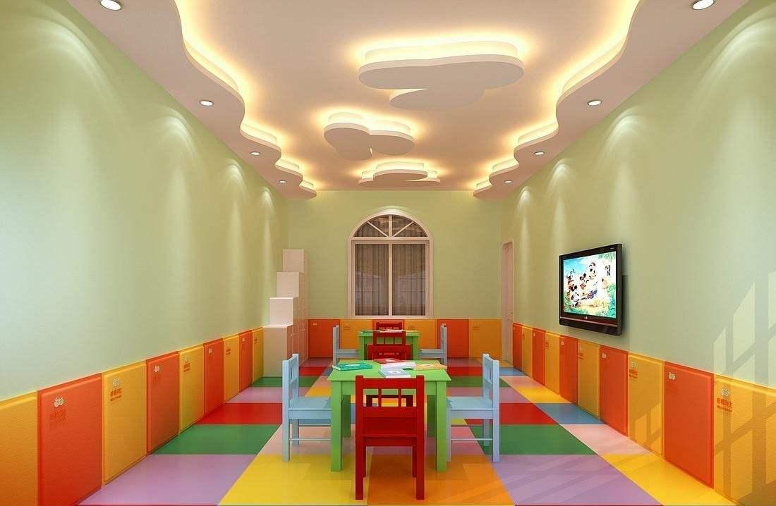 成都早教中心设计/成都早教中心装修设计要点!