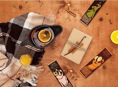 晨狮设计观点  丨  音乐巧克力包装设计
