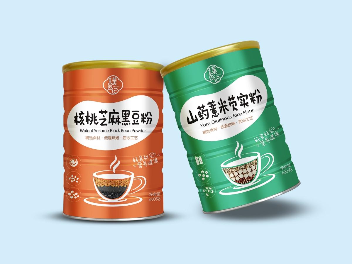 五谷杂粮代餐粉