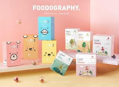 坚果能量棒棒棒|优茁YOZO|foodography