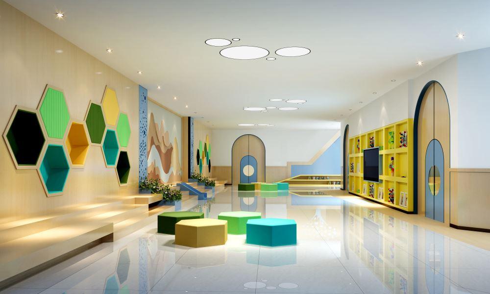 郑州幼儿园设计公司,京师幼儿园设计