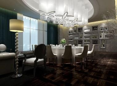 【三条鱼自助海鲜】—成都餐厅装修/成都餐厅设计